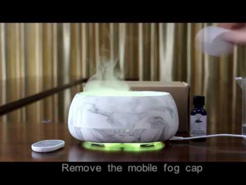 817-marbel-grain-remote-control-large-mist-essential-oil-humidifier-aroma-diffuser
