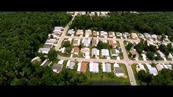 Plantation Oaks Murex Properties Flagler Beach Florida MHC Manufactured Housing Homes Drone Final
