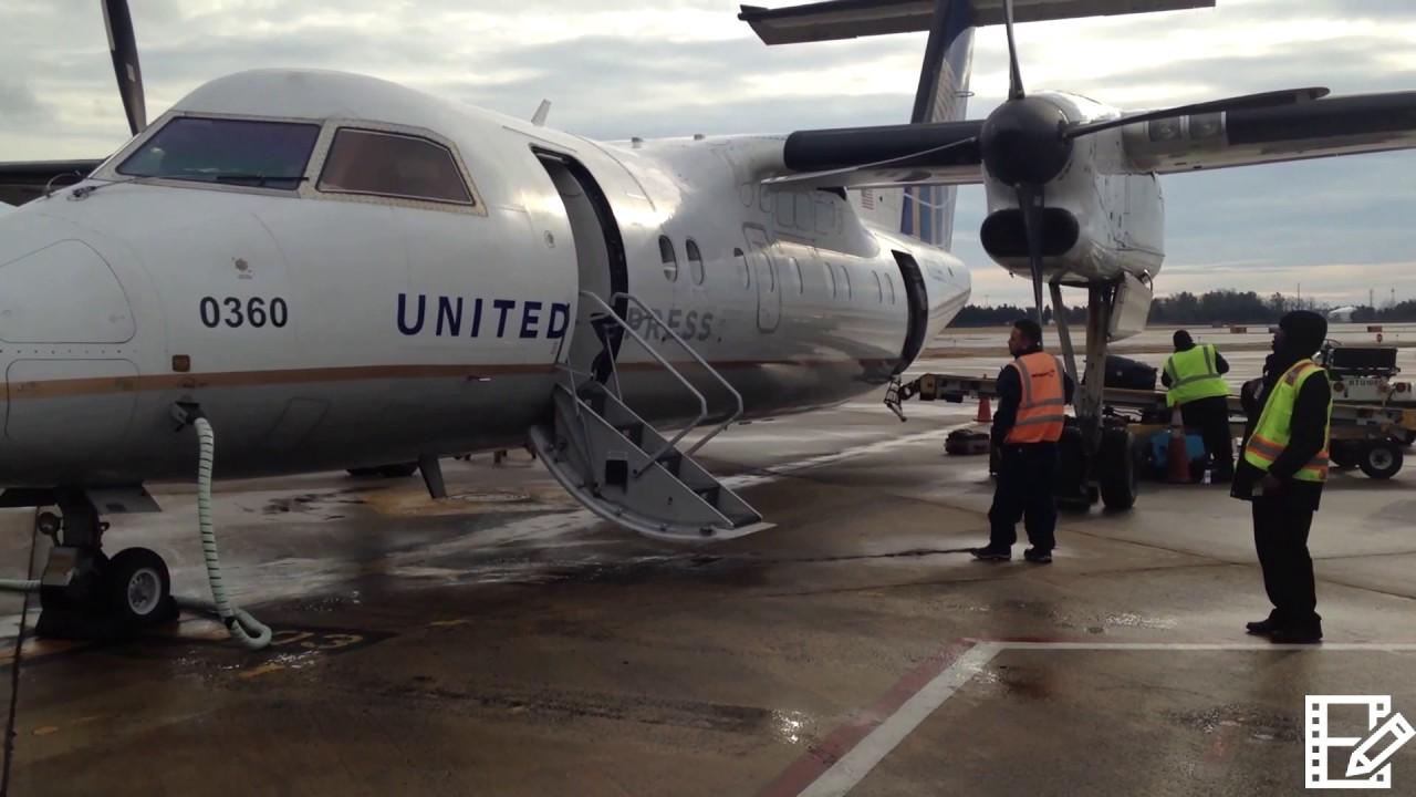 kewr kiad united express dba commutair bombardier dhc 8 q200