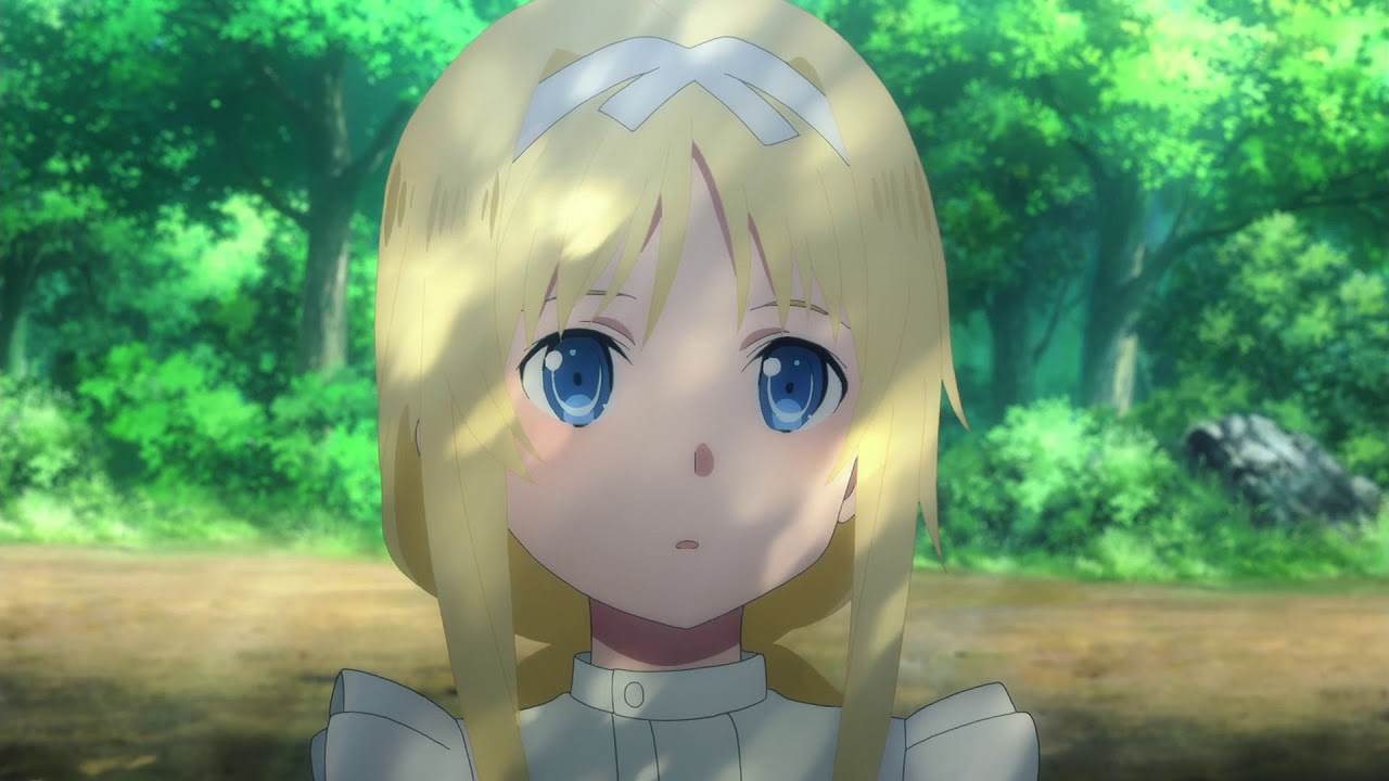 Download Sword Art Online: Alicization - Diamond Heart (Alan Walker, ft. Sophia Somajo) [AMV]