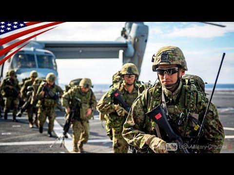 【水陸機動団・渡米演習】自衛隊&米軍の合同演習アイアン・フィスト2019