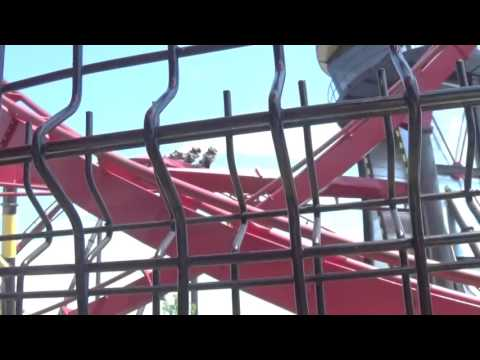 xflight at six flags great america