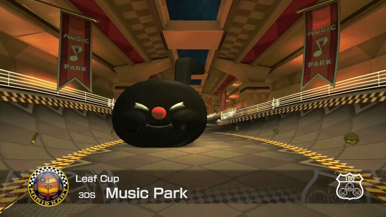kart naf MMA Plush  Mario Kart 8 Leaf Cup 150cc #NAF   YouTube kart naf