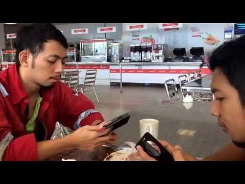 Lepak santai..aker solutions PKFZ Malaysia