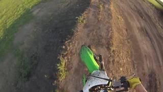kx85 track riding