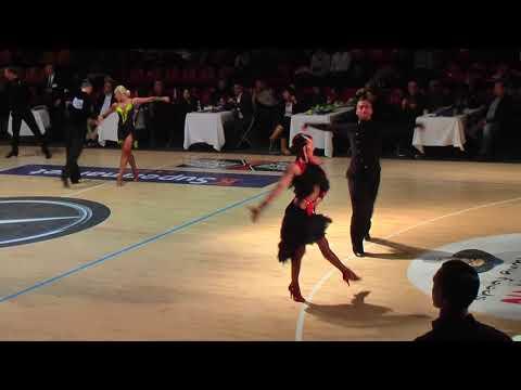 Andrei Ovidiu Mihai - Alessia-Allegra Gigli | SF Cha Cha Cha | Helsinki Open 2017
