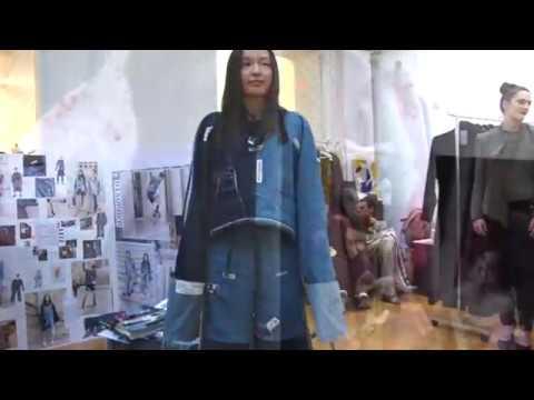 Styliste Designer Mode spécialisation Femme - ESMOD Paris / Promo 2017