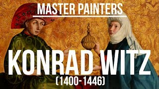 Konrad Witz (1400-1446) A collection of paintings 4K Ultra HD