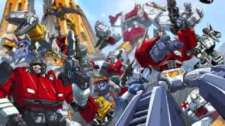 Transformers Theme Metal con letra/with lyrics