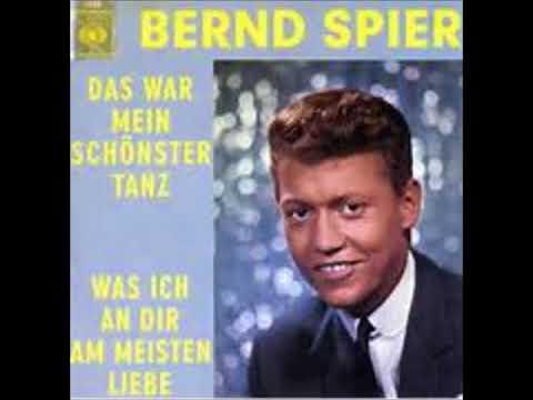 Das War Mein Schönster Tanz     Bernd Spier 1965