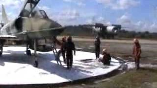 Aircraft Rescue & Fire Fighting - Fighter Jet.mp4