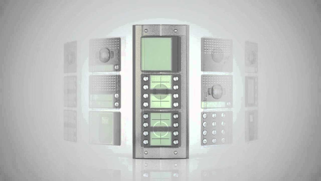 sfera audio video door entry from bticino youtube rh youtube com