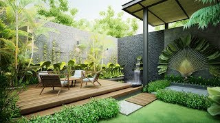Best ideas! - Top 80 Amazing Small Garden Design Ideas