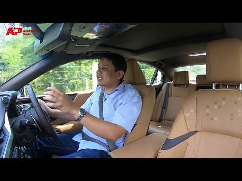 Lexus ES 300h Hindi Drive Review - Autoportal
