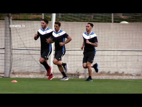 L'Espanyol torna a la feina!