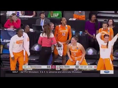 Highlights: Lady Vols 78, Ohio State 62