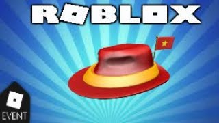 [FREE ITEM] How to get International Fedora - Vietnam | Roblox