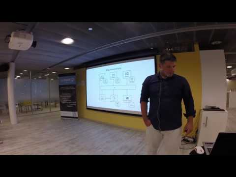 CorpJS Meetup Budapest - Robert Lovei - Event-Driven Data Management for Microservices