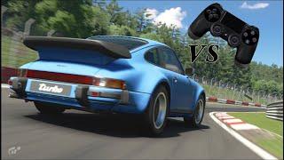 GT Sport - Can I Still Use A Controller vs SPORT Mode?? 5 NEW Cars (V1.41)