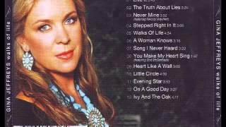 Gina Jeffreys - Walks of Life (Album, 2007)