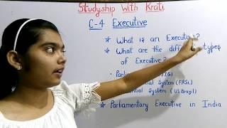 Class 11th Political Science Ncert Ch-4(Part-1)||Executive thumbnail