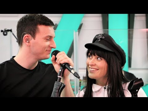 The Motans feat. Irina Rimes - POEM (Live la Radio ZU)