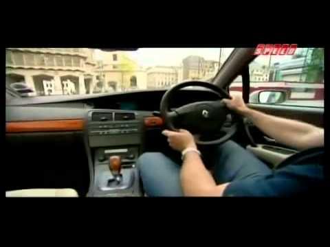 Fifth Gear Renault Vel Satis4 Youtube