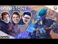 Omni/Stone ep. 74 w/ Brian Kibler, Firebat, Frodan: Rastakhan's Rumble Gameplay!