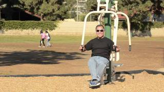 Fitness Zone™: Belvedere Park, Los Angeles