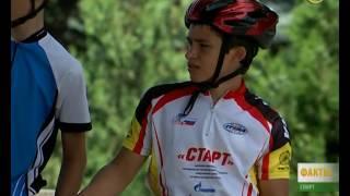 Как проходят соревнования велогонщиков в Гулькевичском районе