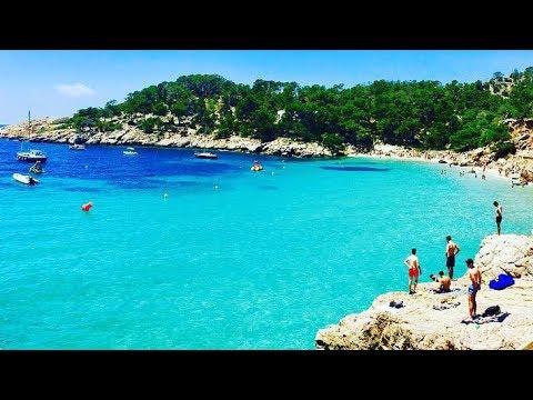 Cala Salada Beach - Ibiza, Spain