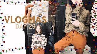 VLOGMAS: DAY 29 - Бертгольд Центр, Открытки из Подписных Изданий || Alyona Burdina