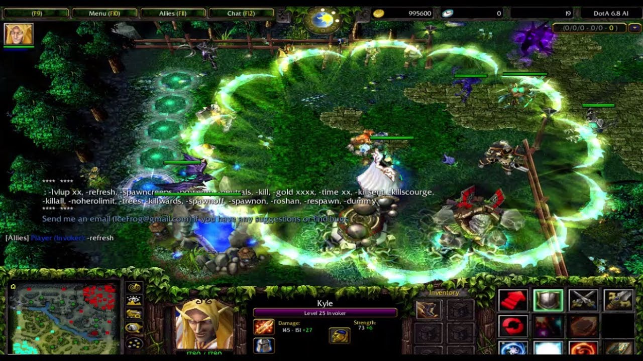 photo collection dota map free