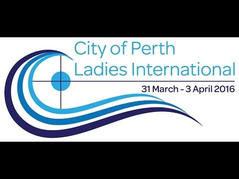 2016 City of Perth Ladies International, Tie Breakers / Ranking, Barbezat (SUI) vs Fleury (CAN)