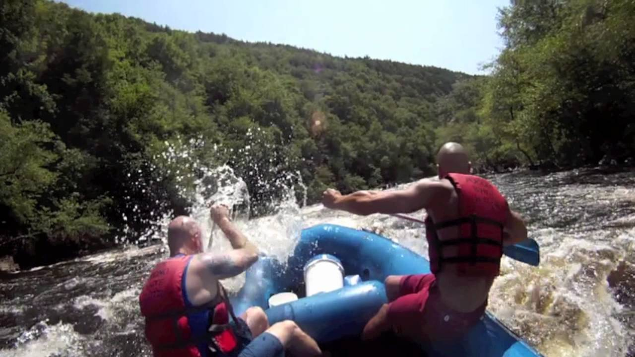 Whitewater poconos