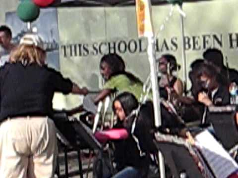 Claremont Music 2010.avi