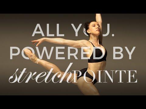 Stretch Pointe Bloch