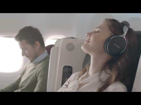 Turkish Airlines - Active Noise Cancelling Headphones