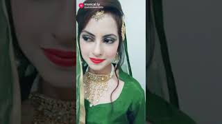 Bridal makeup Asiya shakeel | Indian Bridal look | Muslim Bride look