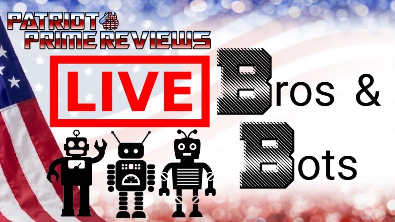 The Has-Bros Discuss Transformers Kingdom
