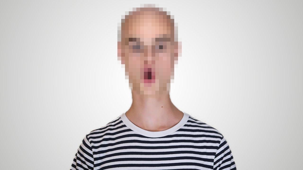 So sehe ich mit Glatze aus?? | Oskar - YouTube