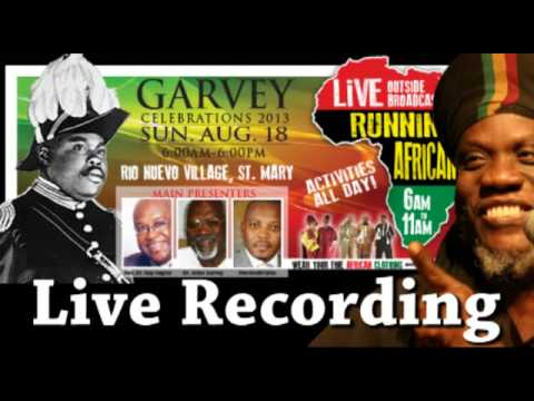 Marcus Garvey Celebration 2013