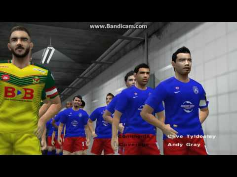 Malaysia Patch 2017 Game Preview for PES6