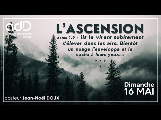 L'ascension   JN Doux