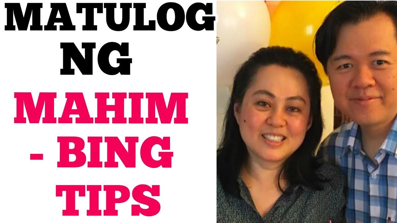Matulog ng Mahimbing Tips - Payo ni Doc Willie Ong #833b