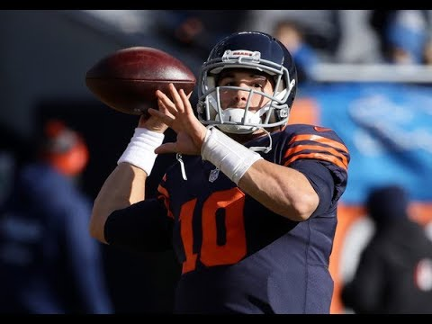 """Mitchell Trubisky 