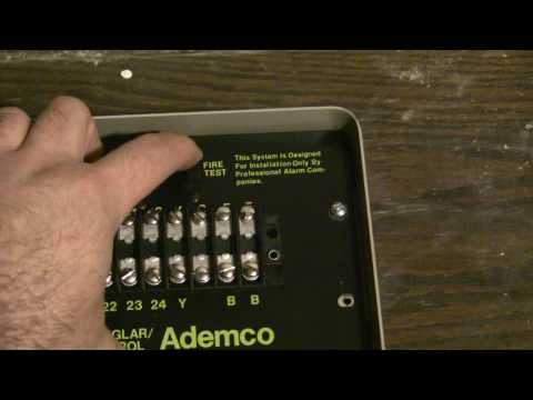 Ademco - 5804 Watch Wireless Transmitter Installation ...
