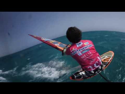 360° Video  On board with Jamie Howard K582