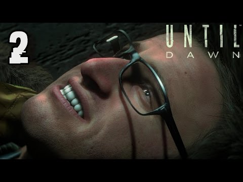 WOULD YOU TRUST THIS FACE!? | Until Dawn (Part 2)
