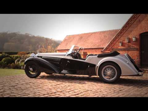 Alvis - The New Continuation Series